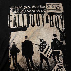 FALL OUT BOY BOYS OF ZUMMER 2015 MERCH